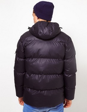 Image 2 ofPuffa Jacket with Hood