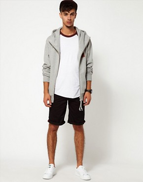 Image 4 ofTwo Angle Chino Shorts