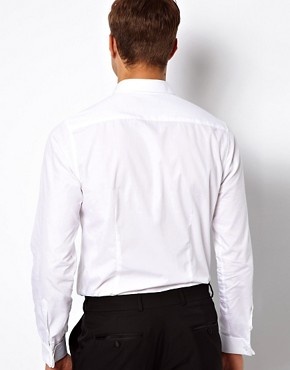 Image 2 ofASOS Smart Shirt With Double Cuff