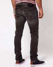 True Religion - Jeans slim fit rococ