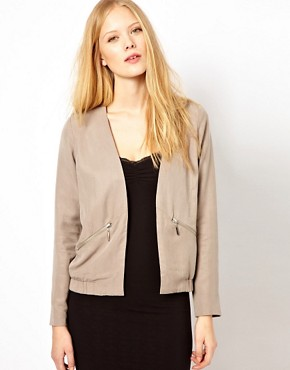 Image 1 ofSelected Friska Bomber Jacket