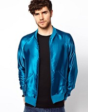 American Apparel Lightweight Bomber Jacket