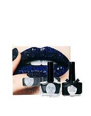 Ciat Caviar Limited Edition Manicure Set - Black Pearls
