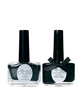 Image 2 ofCiat Caviar Limited Edition Manicure Set - Black Pearls