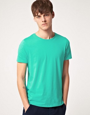 Image 1 ofASOS T-Shirt With Crew Neck
