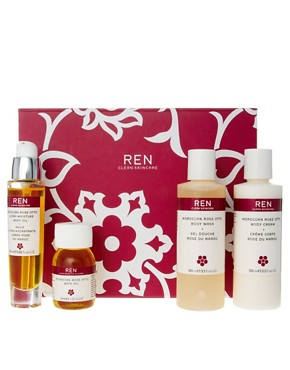Image 1 of REN Limited Edition Experience Set