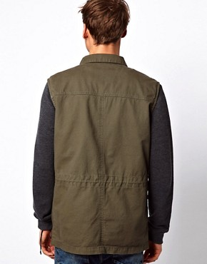 Image 2 of River Island Fielder Gilet