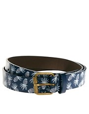 ASOS Pineapple Print Belt