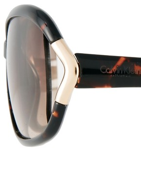 Image 4 ofCalvin Klein Gradient Sunglasses