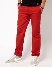 B Side By Wale Ernie Trouser Rust Front Pockets