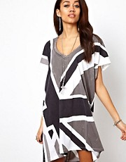 Religion Union Jack Dress