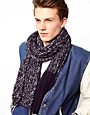 Image 3 ofASOS Scarf with Contrast End