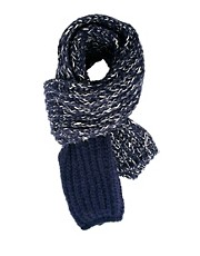 ASOS Scarf with Contrast End