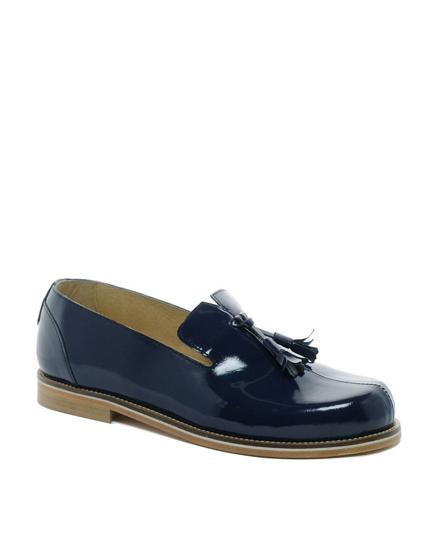 Image 1 ofSoulland Tassel Loafers