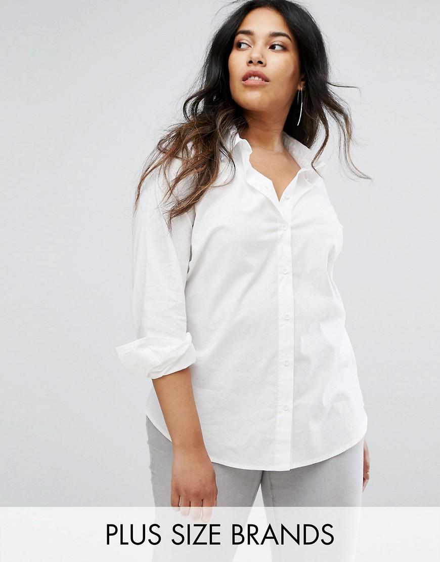 Junarose Classic Shirt - White