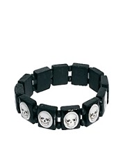ASOS  Armband mit Totenkopf