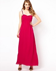 Oasis Pleat Bodice Prom Dress