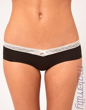 Image 1 ofElle Macpherson Intimates Maternity Midnight Breeze Short