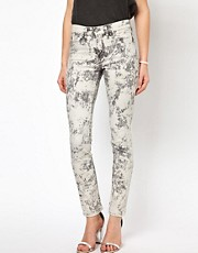 Mih Bonn Marble Skinny Jeans