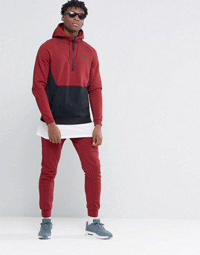 Nike Tracksuit Set In Red 805042-677