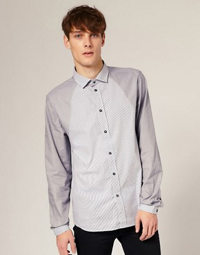 Image 1 ofMcQ by Alexander McQueen Harness Shirt