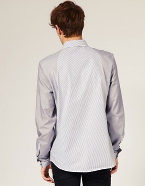 Image 2 ofMcQ by Alexander McQueen Harness Shirt