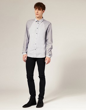 Image 4 ofMcQ by Alexander McQueen Harness Shirt