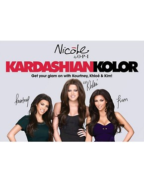 Image 3 ofKardashian Kolor By O.P.I Nicole Nail Polish