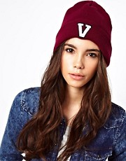ASOS &#39;V&#39; Beanie