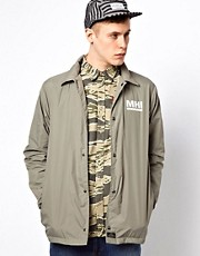 MHI By Maharishi  Coach Jacket