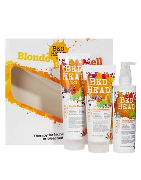 Image 1 ofTigi Bed Head Limited Edition Blonde Bombshell Set SAVE 27%