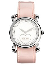 Moschino Cheap &amp; Chic Fashion Victim Scarf Watch