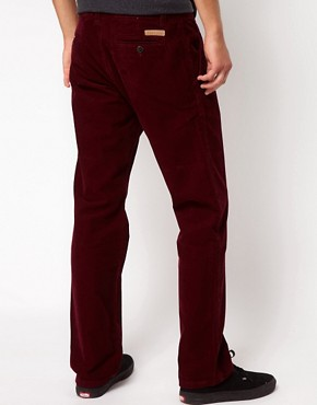 Image 2 ofSelected Slim Cord Chinos
