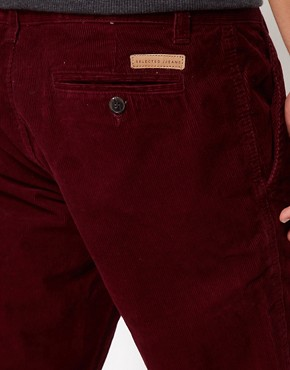 Image 3 ofSelected Slim Cord Chinos