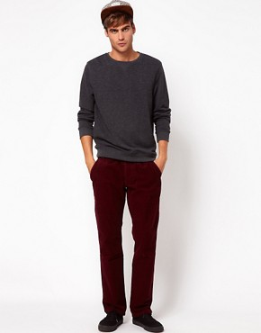 Image 4 ofSelected Slim Cord Chinos