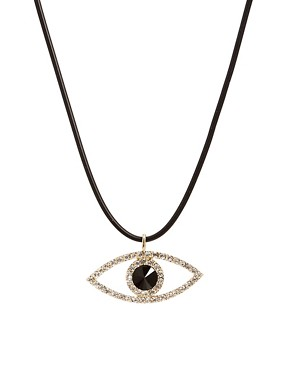 Image 1 of Limited Edition Eye Choker Necklace