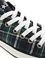 Image 3 of Converse All Star Ox Plaid Sneakers