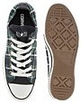 Image 4 of Converse All Star Ox Plaid Sneakers