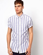 River Island Stripe Shirt