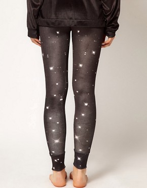 Image 2 ofWildfox Star Crossed Leggings