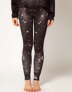 Image 4 ofWildfox Star Crossed Leggings