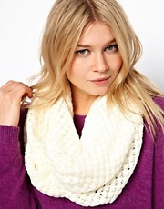 Warehouse Open Weave Scarf