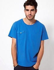 Denim Demon T-Shirt Plain Crew