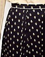 Image 3 ofOrla Kiely Full Skirt in Little Galleon Print