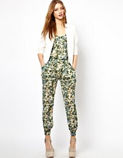 Winter Kate Fiona Sporty Trousers in Print