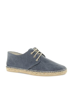 Image 1 ofLyle &amp; Scott Lace-Up Espadrilles