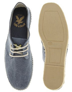 Image 2 ofLyle &amp; Scott Lace-Up Espadrilles