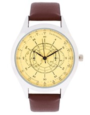 ASOS Circles Vintage Watch