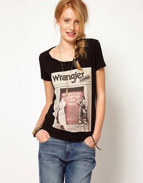Image 1 ofWrangler T-Shirt