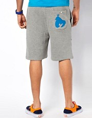 Money Sweat Shorts Signature Ape Logo